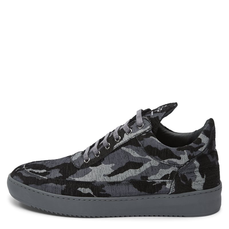 filling pieces Filling pieces low riple merge sko camo green/grey på axel.dk